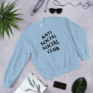 Anti social social club-02 Sweatshirt