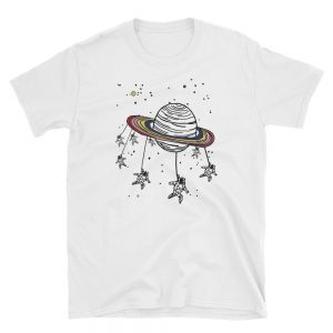mockup 11c8ebb1 300x300 - ASTROUNOT AND PLANET Short-Sleeve Unisex T-Shirt