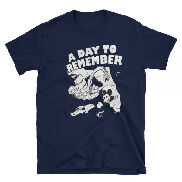 A Day To Remember Fuck You From Florida Short Sleeve Unisex T Shirt