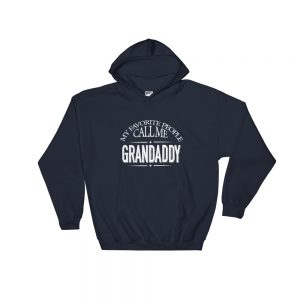 mockup 3a037285 300x300 - My Favorite People Call Me Grandaddy Hooded Sweatshirt