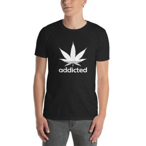 mockup 3a0fefbb 300x300 - Addicted Short-Sleeve Unisex T-Shirt