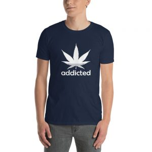 mockup 6d5817db 300x300 - Addicted Short-Sleeve Unisex T-Shirt
