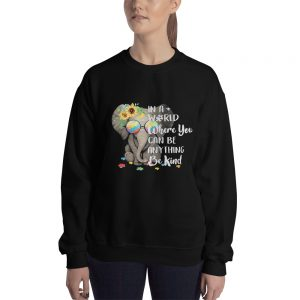 mockup 7d9d74da 300x300 - Autism Elephant in a world Sweatshirt