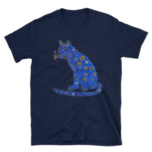 mockup 7fce810b 300x300 - Abba Blue Cat Short-Sleeve Unisex T-Shirt