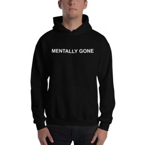 mockup 81cec93a 300x300 - Mentally Gone Hooded Sweatshirt
