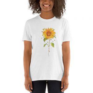 mockup 950fc4fc 300x300 - Sun Flower Short-Sleeve Unisex T-Shirt