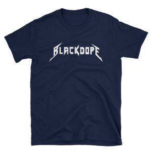 Blackdope Short Sleeve Unisex T Shirt