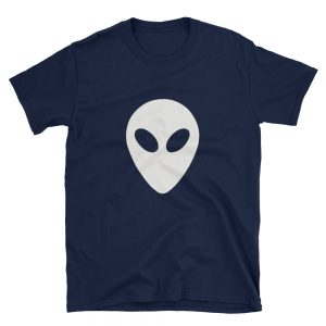 Alien Short-Sleeve Unisex T-Shirt