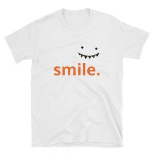 mockup bafe6197 300x300 - Aesthetic Smile Short-Sleeve Unisex T-Shirt