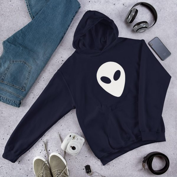 Alien Hooded Sweatshirt
