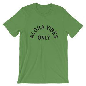 mockup d482bb1a 300x300 - Aloha Vibes Only Short-Sleeve Unisex T-Shirt