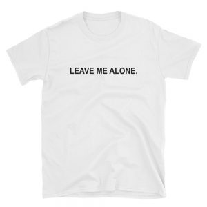 mockup 0585982a 300x300 - Leave Me Alone Short-Sleeve Unisex T-Shirt