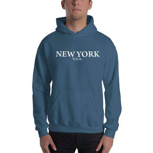 New york Hooded Sweatshirt