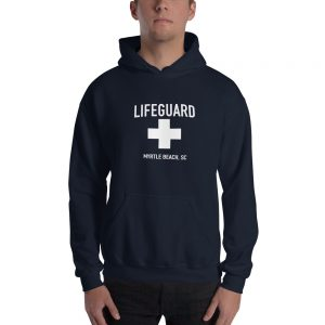 Lifeguard Hooded Sweatshirt