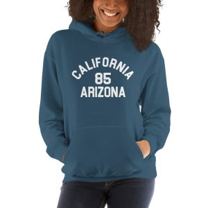 California 85 Arizona Hooded Sweatshirt