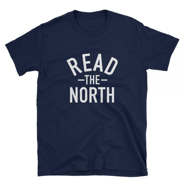 Read The North Short Sleeve Unisex T Shirt