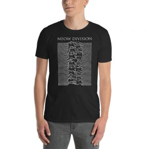 Meow Division Short-Sleeve Unisex T-Shirt