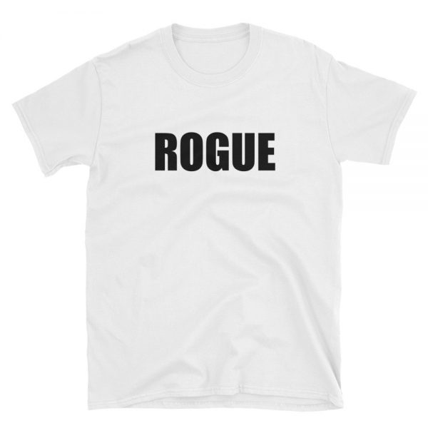 Rogue Short Sleeve Unisex T Shirt