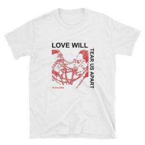 mockup de10463f 300x300 - Love Will Tear Us Apart Short-Sleeve Unisex T-Shirt