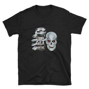 mockup e41b7f02 300x300 - Stone Cold Steve Austin 100% Pure Whoop-Ass Skull  Short-Sleeve Unisex T-Shirt