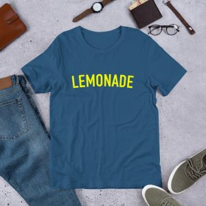 mockup ece1a134 300x300 - lemonade yellow  Short-Sleeve Unisex T-Shirt
