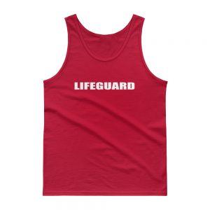 Lifeguard USA Tank top