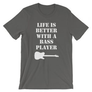 mockup 15e11d1a 300x300 - Life Is Better With A Bass Player Short-Sleeve Unisex T-Shirt