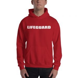 mockup 43eeeaa0 300x300 - lifeguard USA Hooded Sweatshirt