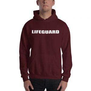 lifeguard USA Hooded Sweatshirt