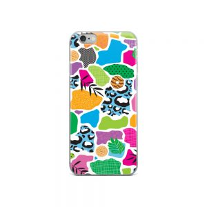 cutie tropics iPhone Case