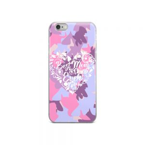 mockup 7fd5b9d9 300x300 - Best mom ever iPhone Case