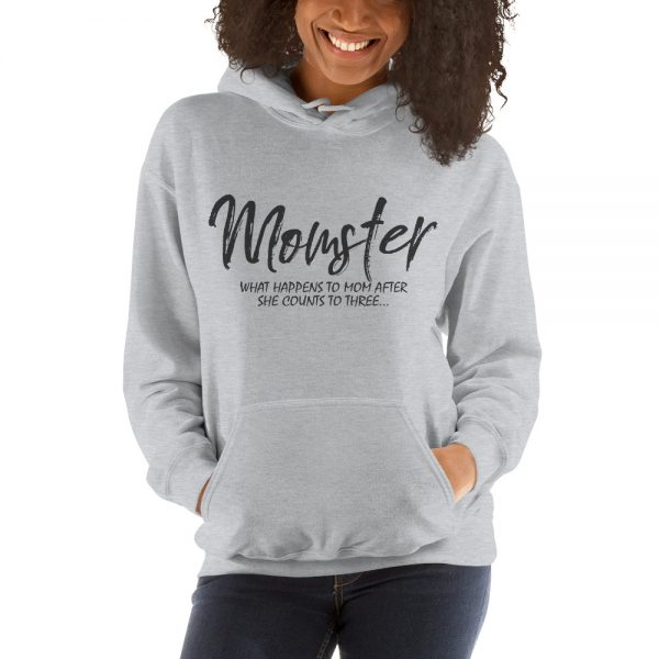 Momster Gildan 18500 Unisex Heavy Blend Hooded Sweatshirt
