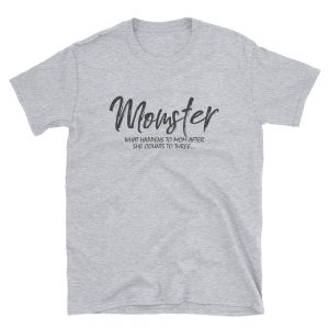 Momster mom live Gildan 64000 Unisex Softstyle T-Shirt with Tear Away Label