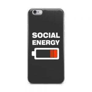 mockup e8d07f3b 300x300 - Social Energy iPhone Case