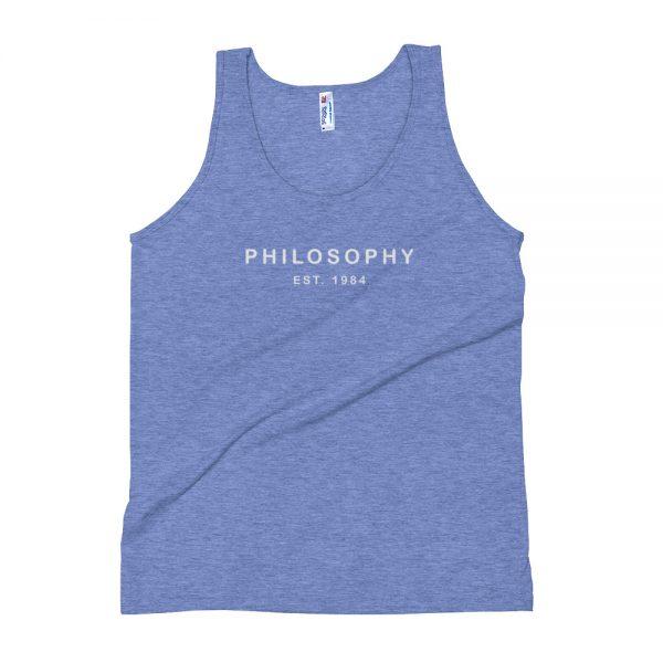 Philosophy est. 1984 Tank Top
