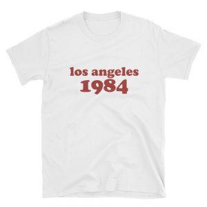 mockup 1b3f4204 300x300 - Los Angeles 1984 Short-Sleeve Unisex T-Shirt