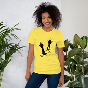 Zombie Arms Halloween Costums T Shirt