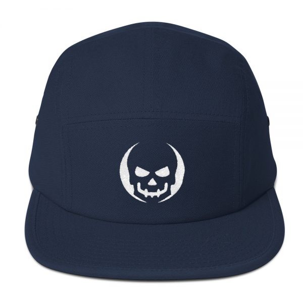 Skull halloween costumes Five Panel Cap