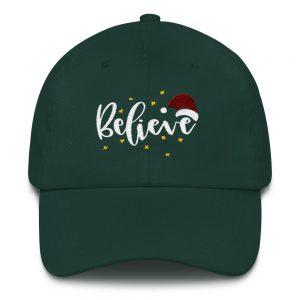 Believe Dad hat