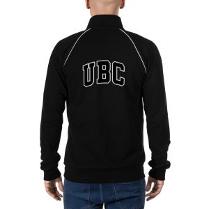 UBC Piped Fleece Jacket