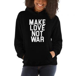 mockup 8bc70777 300x300 - Make Love Not War Hooded Sweatshirt