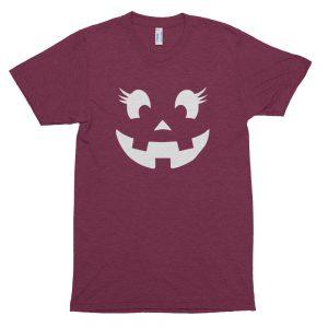 mockup 9c8f861e 300x300 - Pumpkin smile halloween t shirt