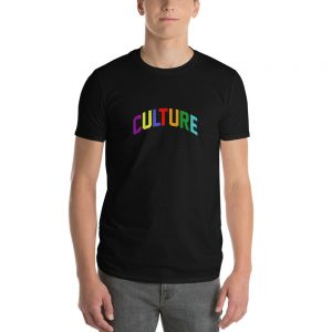 Culture Rainbow T Shirt