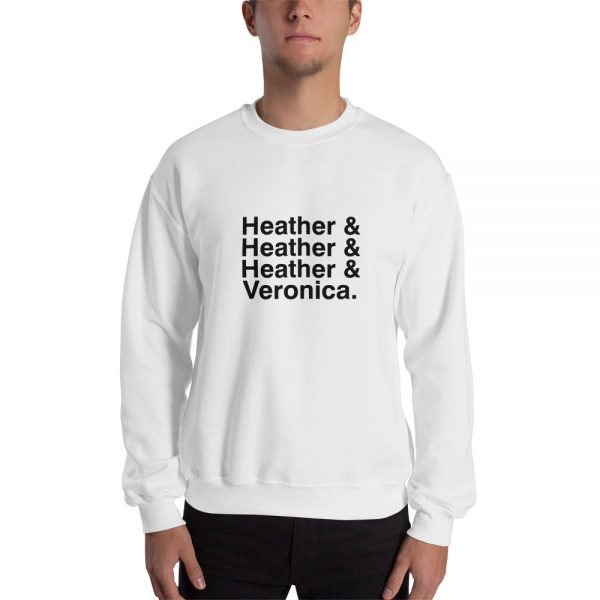 Heather Heather Heather Veronica Sweatshirt