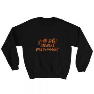 mockup 1a8cdda2 300x300 - Jingle bells zinfandel pass the cabernet Sweatshirt
