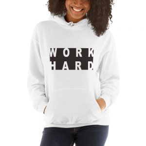 mockup 1ae00c2a 300x300 - Work Hard Hooded Sweatshirt