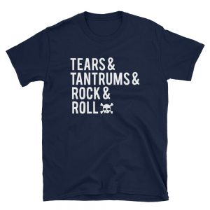 mockup 1f14d9c1 300x300 - Tear Tantrum Rock & Roll Unisex T-Shirt