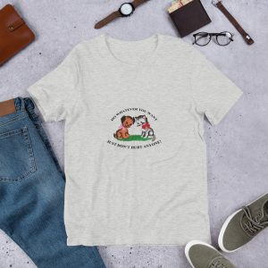 mockup 254a9fcb 300x300 - Do Whatever You Want Just Don't Hurt Anyone T Shirt