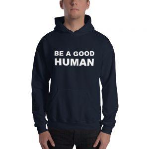 mockup 2bc36b7e 300x300 - Be a Good Human Hooded Sweatshirt