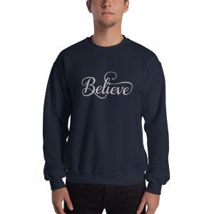 mockup 302e60eb 300x300 - Believe Sweatshirt
